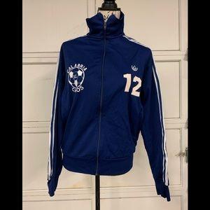 Vtg Adidas Calabria Trefoil Chimos SC Jacket